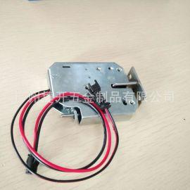 快递柜电控锁寄存柜电磁锁信报箱自动售货机电子锁口红机柜锁