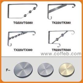 供应装饰钉,不锈钢层角架