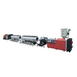 HDPE供水、燃气管挤出生产线