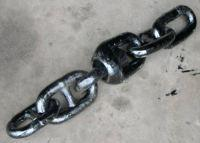 转环组,转索,锚链