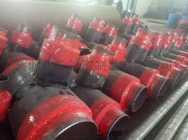 河北华盾专业生产防腐保温管道、三通弯头及管件