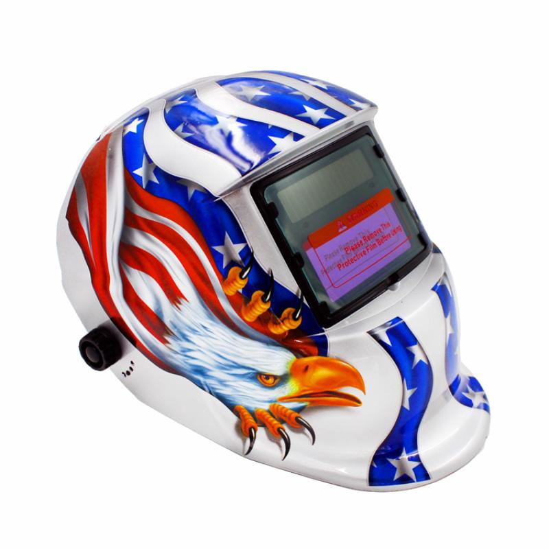 焊割  面罩全脸防护电焊面罩焊割帽子