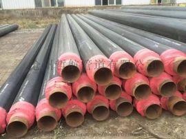 厂家直销供热预制直埋保温管 预制聚氨酯直埋保温管