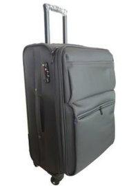中  旅行箱 牛津布行李箱 商务登机箱 拉杆箱 万向轮套装 订制logo 出口