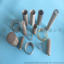 振博供应各种规格过滤网筒   不锈钢过滤网筒  冲孔网过滤筒