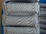 廠家供應8股-24股滌綸編織繩、塑料編織繩