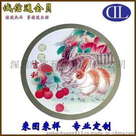 包装盒金属印刷标贴 五金印刷铭牌定做深圳铝质标牌定制厂家