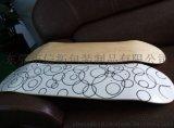信拓水貼滑板 定製水轉印燙金貼紙印刷加工花紙