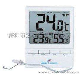 Blue Gizmo 数字温湿度计与外部探头