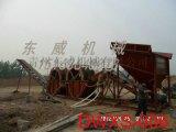 陝西石粉洗砂機 水洗石料廠廢料的輪式洗沙機