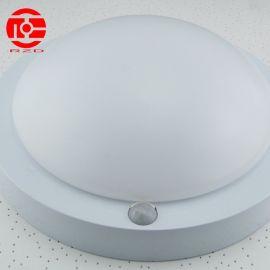 深圳日正达R189-7W智能人体热释红外线感应LED吸顶灯