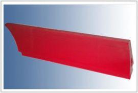 聚氨酯皮带清扫器,聚氨酯刮泥板,聚氨酯皮带机刮板