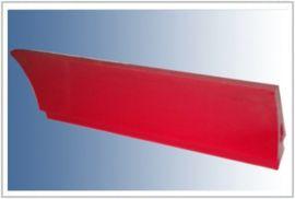 聚氨酯皮帶清掃器,聚氨酯刮泥板,聚氨酯皮帶機刮板