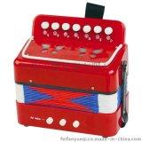 7键2贝司儿童手风琴