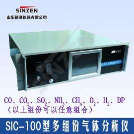 SIC-100系列多组分气体分析仪介绍
