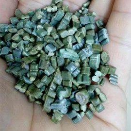 厂家现货供应杂色PP油墨纸再生塑料颗粒