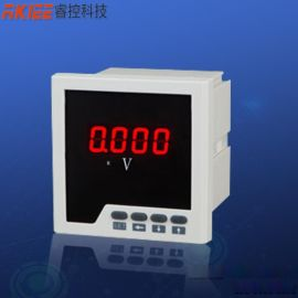 RK-PV系列单相数显电压表 多功能网络仪表