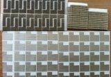 平纹、格纹导电布 导电屏蔽胶带 双面导电布模切
