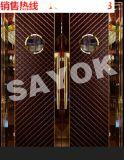 软包门/软包门厂家/歌厅软包门/电影院软包门/不锈钢软包门