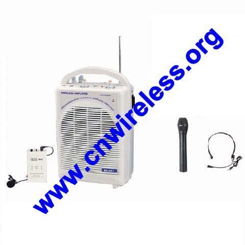 無線便攜擴音機(TL-800)