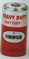 碳性铁壳电池(R14)