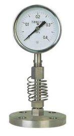 全不锈钢隔膜压力表(P-D40AT-040B)