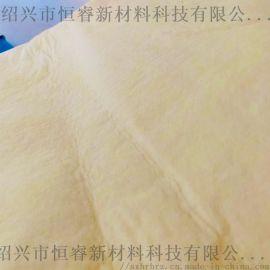 芳纶水刺毡芳纶无纺布F150 消防服阻燃无纺布