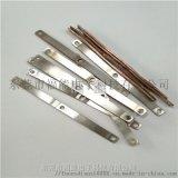 铜箔软连接铜皮导电带扩散焊连接铜箔片厂价