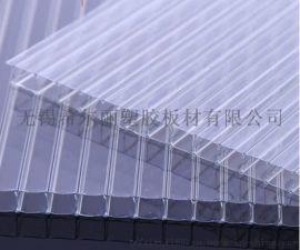济南温室大棚阳光板 青岛4mm透明阳光板