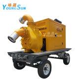城市防汛12寸柴油水泵 防汛抗旱8寸移动泵车