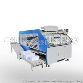 多功能毛巾折叠机 广州折叠机厂家 床单折叠机