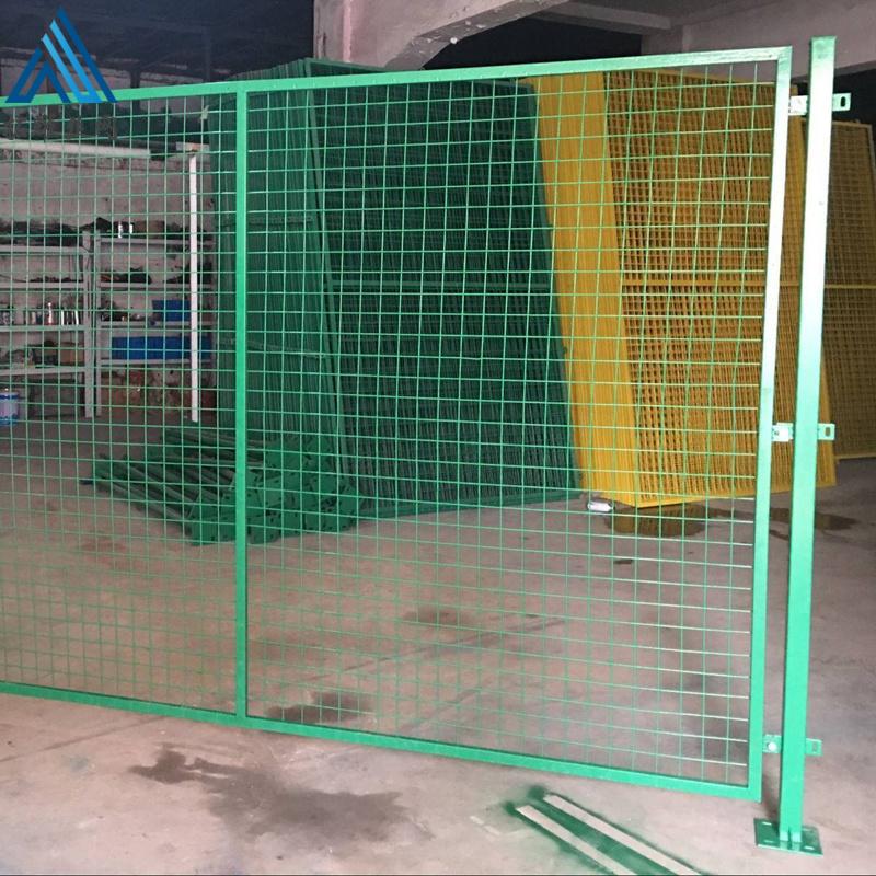 室內車間隔離欄 車間圍擋隔離柵