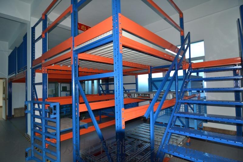 仓储阁楼货架 广州阁楼货架 二层平台货架