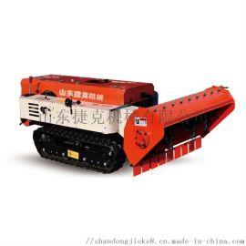 新型履带式微耕机 多功能果园管理机 实用小型旋耕机
