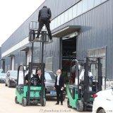捷克 电动叉车高配标配区别 1吨小型电动搬运车