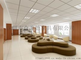 L型拐角转角沙发定做异形沙发厂家,餐厅弧形卡座款式