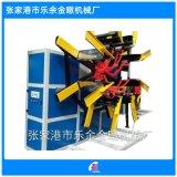 PE管材軟管收卷機 單盤收卷機 全自動雙工位收卷機 盤管機 金暾