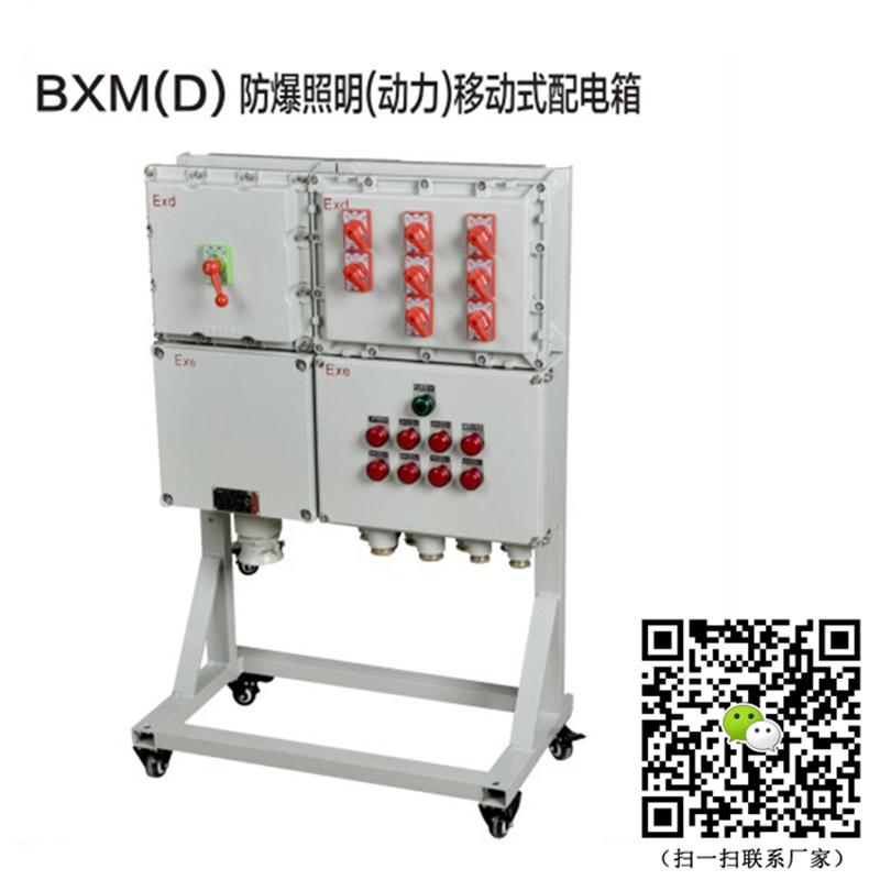 BXM(D)非標不鏽鋼防爆配電箱