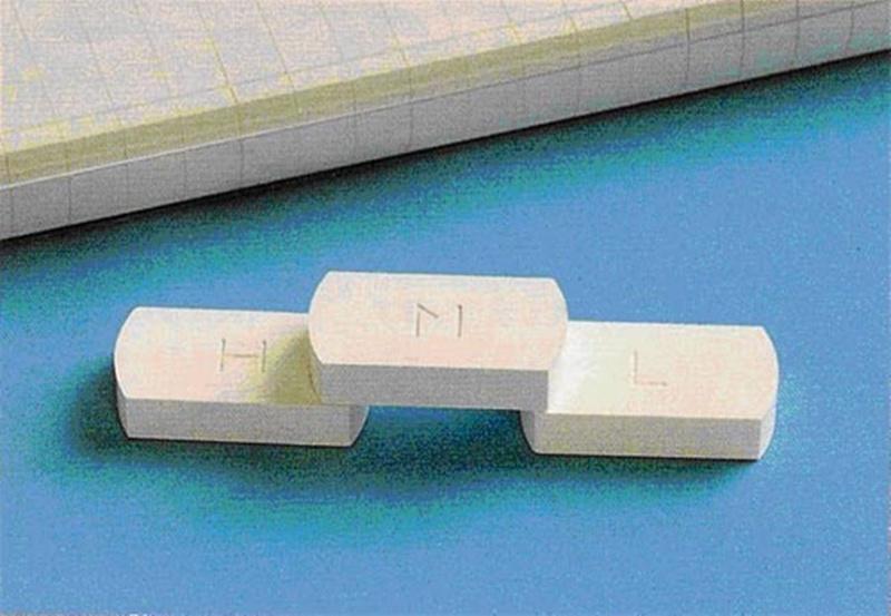 日本JFCC陶瓷专用测温砖