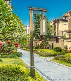 恒逸照明新中式风格庭院景观灯