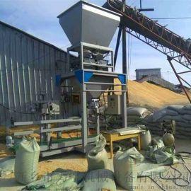 力宇机械玉米小麦定量包装秤 大豆自动定量包装秤