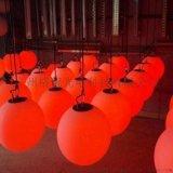 可定制DMX动态升降球 LED发光圆球