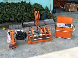 青岛裕达通355型燃气管全自动热熔焊接机