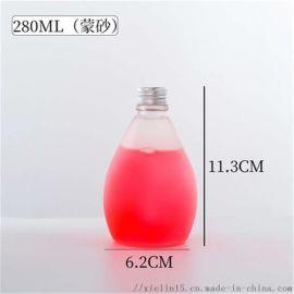 玻璃瓶生产厂家冷泡菜饮料瓶