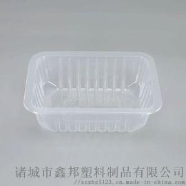 一次性pp气调锁鲜盒 鸭脖鸭货酱卤食品包装盒