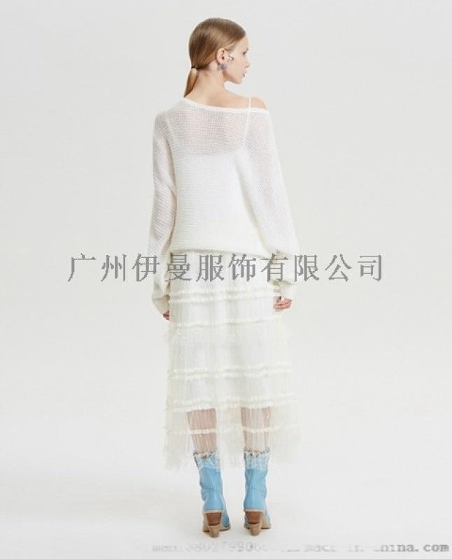 女裝歐時力專賣店一線大牌品牌女裝折扣庫存貨源