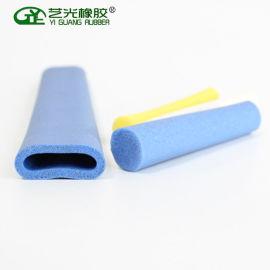 硅胶密封条 硅胶发泡条 厂家直供发泡硅胶条密封条