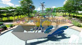 户外儿童研学旅行基地儿童娱乐设备 室外游乐设施直销