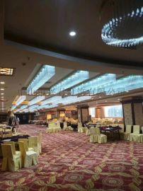 酒店宴会厅吸顶灯 酒店工程灯定制 酒店灯具定制厂家