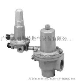 Fisher 289P型泄压阀或背压调压器